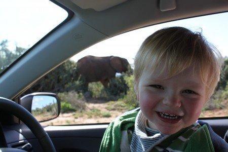 Reisen macht Kinder glücklich