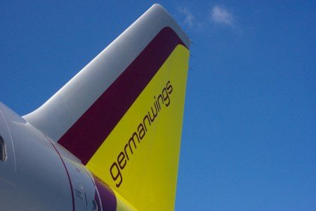 Fliegen mit Germanwings