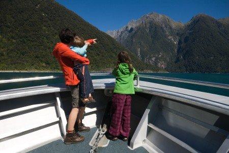 Auf Kapitän Cooks Spuren im Milford Sound © Weltwunderer