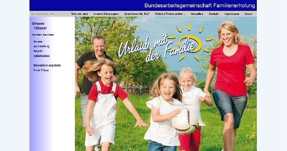Website Urlaub-mit-der-Familie.de