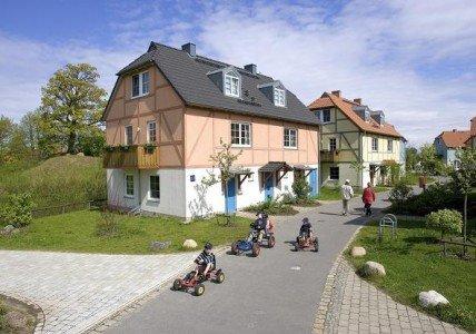Familienfreundliches Dorfhotel Fleesensee