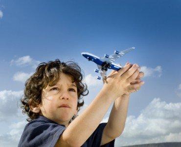 Kinder zahlen für den Flug oft mehr als gedacht