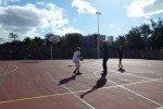 Sportplatz am Hotel - außerdem gibt es noch einen Tennisplatz © kidsoncruise