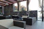Loungebereich im HD Beach Resort © kidsoncruise