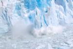 60 m hoch ist diese Gletscherkante, Argentinien © Elternzeitreise