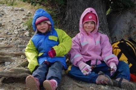 Hier in Patagonien ist der Sommer genauso kalt wie der Herbst in Brandenburg © Elternzeitreise