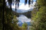 Lake Matheson in Neuseeland © Elternzeitreise