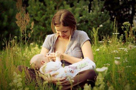 Picknick im Grünen - perfekt für Babys