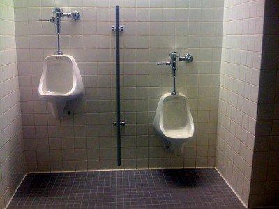 Die perfekte Toilette für Mann und Kind!?