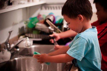 Kinderarbeit? Warum nicht? © FlickR/clogozm