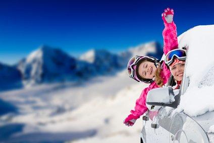 Winterurlaub - mit den Kindern auf die Piste!