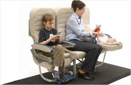 """Der Lufthansa Aerokid: eine """"total integrierte Lösung"""" © Lufthansa Technik"""