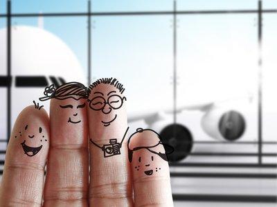 Familienfreundliche Flughäfen in Deutschland - es gibt sie!