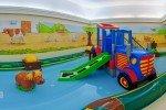Das Kinderhallenbad © Kinderhotel Oberjoch