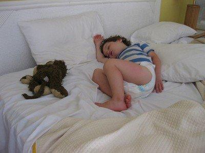 Kinder brauchen Zeit und Ruhe zum Akklimatisieren