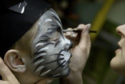 Kinder schminken - aber richtig! © Hunta - Fotolia.com