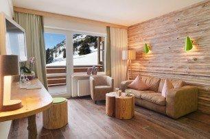 Zimmer-Beispiel im Kinderhotel Oberjoch © Kinderhotel Oberjoch