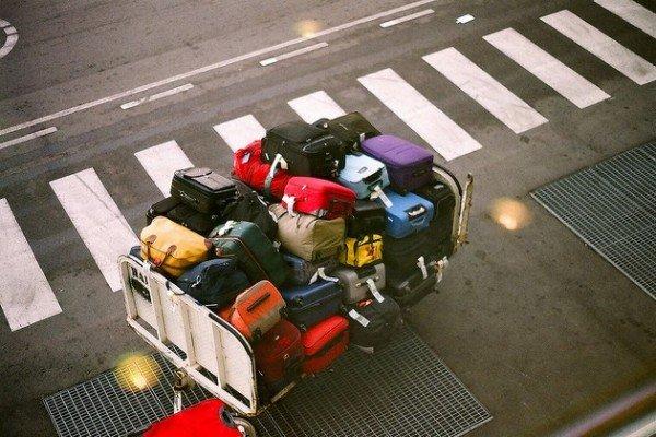 Ich packe meinen Koffer... aber wie voll darf er sein?