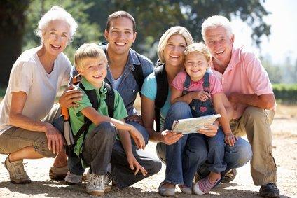 Der ideale Familienurlaub erfüllt jedem einen Wunsch © Monkey Business - Fotolia.com