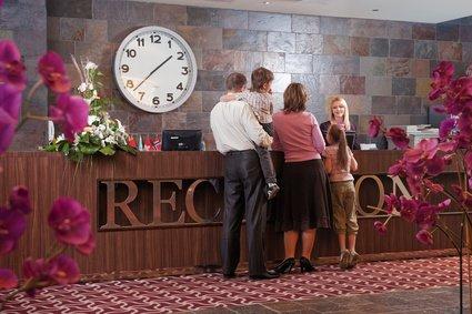Ein schöner Hotelurlaub beginnt schon beim Einchecken