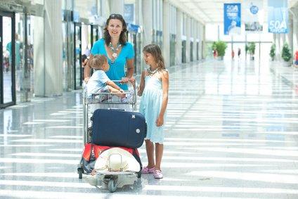 Heute verreisen viele Eltern ohne Partner