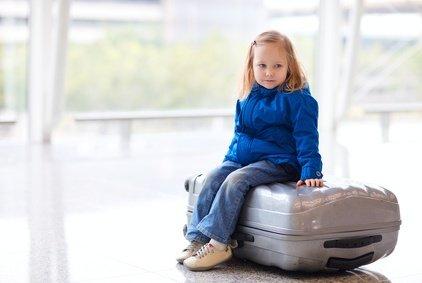 Familien sollten die wichtigsten Gepäcktipps kennen © BlueOrange-Studio - Fotolia.com