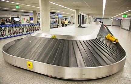 ... und wenn der Koffer nicht da ist?