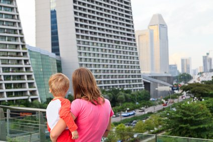 Auch ein Städtetrip kann Kindern Spaß machen © nadezhda1906 - Fotolia.com