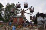 """Western-Riesenrad in der Kinderwesternstadt """"Lucky Land"""" ab 0 Jahre © reisepapa"""