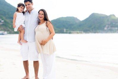 Genießt eure Schwangerschaft - und reist, wohin ihr wollt! © Andres Rodriguez - Fotolia.com