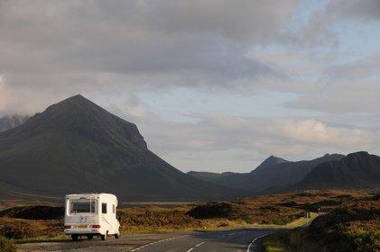 Mit dem Wohnmobil reisen ist toll für Familien © fotopro - Fotolia.com