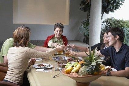 Gemeinsame Absprachen sind die Basis einer Gruppenreise