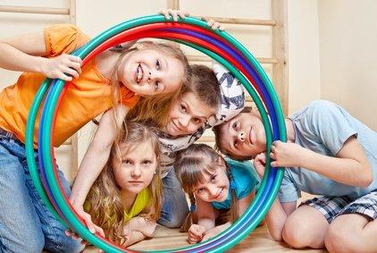 Kinderbetreuung mit Spielkameraden-Garantie