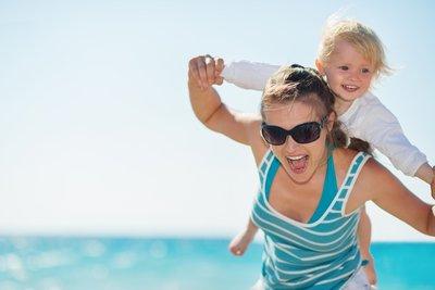 Optimal versichert sein gibt ein sicheres Gefühl im Urlaub © crestock.com/citalliance