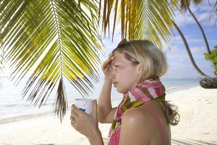 So ein Mist: krank im Urlaub