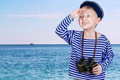Eine Seefahrt, die ist lustig - auch mit Kindern an Bord!