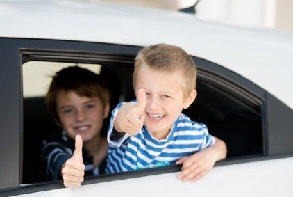 Der passende Mietwagen für eure Familie © contrastwerkstatt - fotolia.com