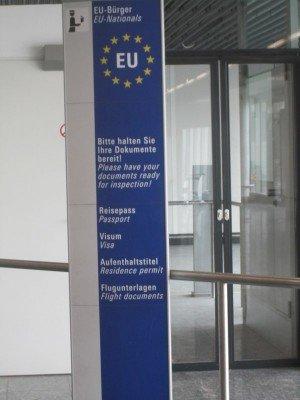 Ohne Pass kein Einlass © KidsAway.de