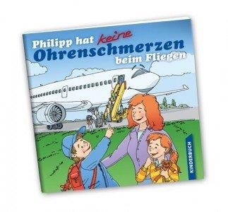 Philipp hat keine Ohrenschmerzen beim Fliegen