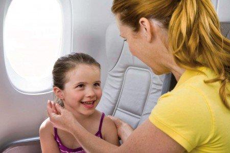 SANOHRA fly Ohrenstöpsel sind erhältlich für Erwachsene und Kinder © SANOHRA fly