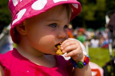 Snacks bringen Allergiker-Kinder am besten selbst mit © Flickr/Sofie Snaps