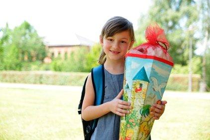 Schulanfang - damit ändert sich auch für Eltern so einiges © Kitty - Fotolia.com