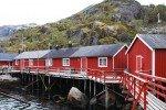 Rorbuer auf den Lofoten © Nordicfamily
