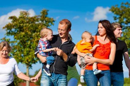 Was tun die Parteien für Familien? KidsAway hat nachgeschaut