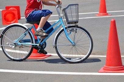 Fahrradfahren will geübt sein!