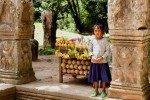 In Kambodscha müssen viele Kinder arbeiten © Jenny