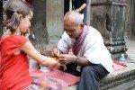 Der Buddhismus spielt in Kambodscha eine große Rolle © Jenny