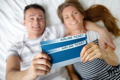 Familienurlaub mit Business-Class-Tickets: perfekt! © pressmaster - Fotolia.com