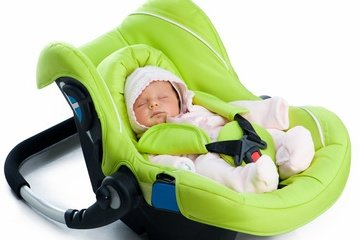 Auch die Kleinsten müssen im Auto gut gesichert werden