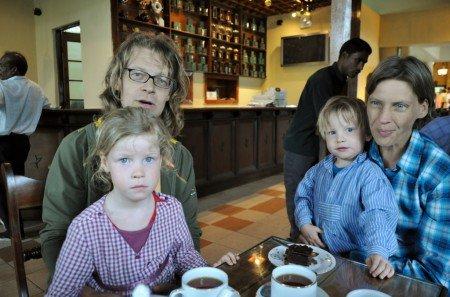 Im Teehaus bei Nuriela © Wolfgang Stromberg
